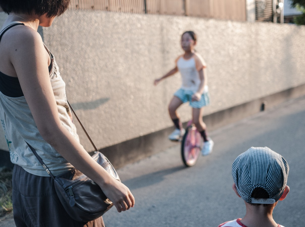 unicycle, japan, fun